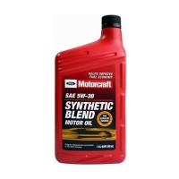 Моторное масло FORD Motorcraft 5W30 SN Synthetic Blend, 1л